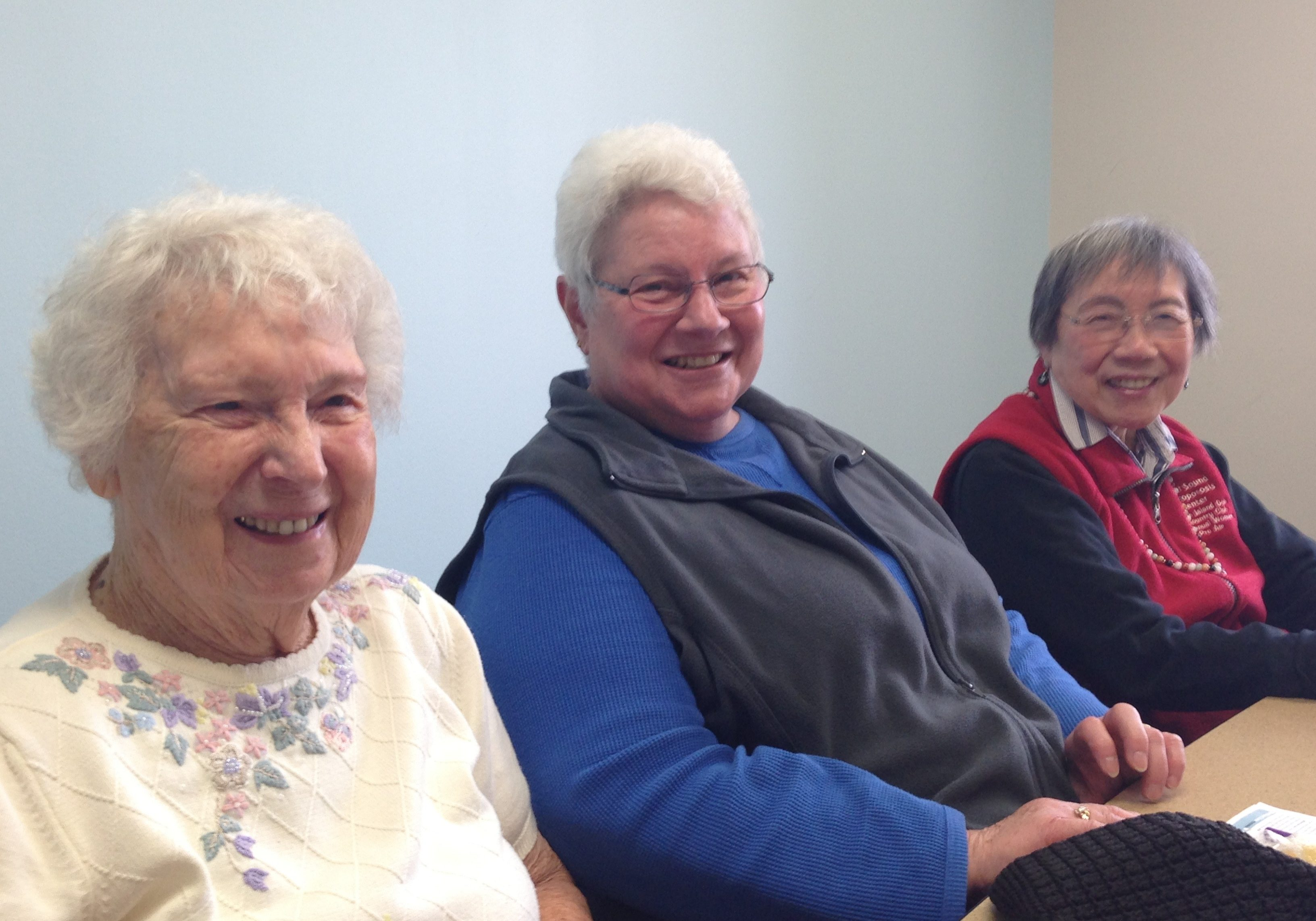 Osteoporosis support group